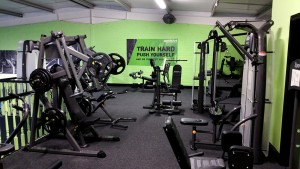 Xtreme Gym Cashel Plate Loaded Equipment