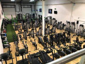 Naas Gym Floor