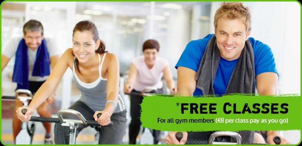 Fitness Classes Naas