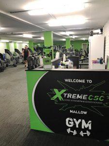 Gym Entrance Mallow