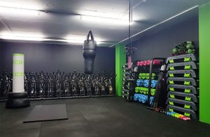 gym studio mallow