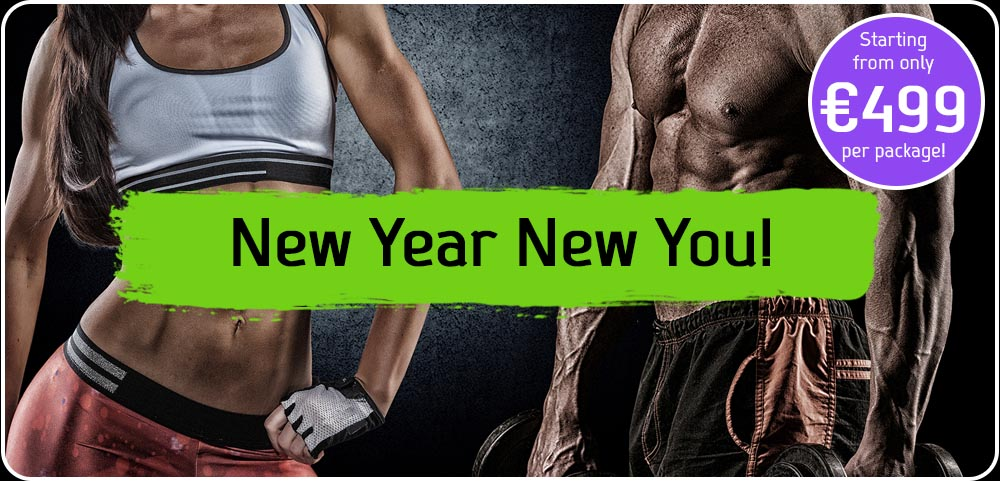 New Year New You!