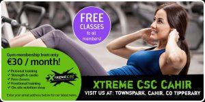 Xtreme CSC Gym Cahir