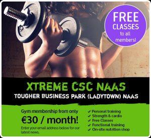 Xtreme CSC Gym Naas
