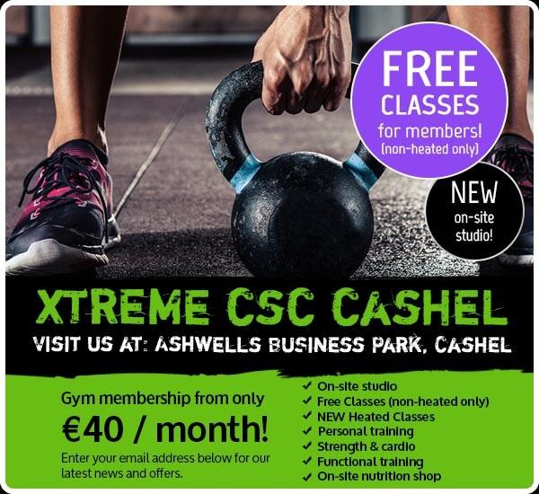 Cashel Studio Now Open!