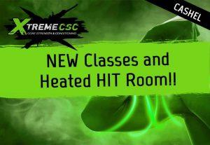 heated gym classes cashel