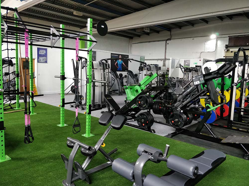 functional training thurles