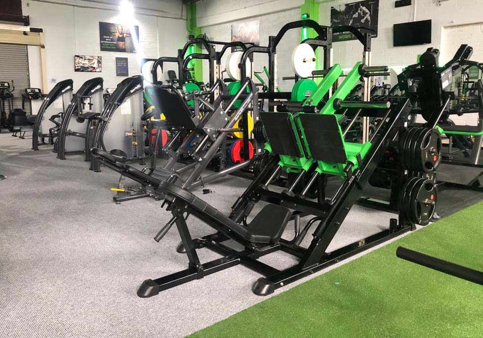 indigo strength equipment