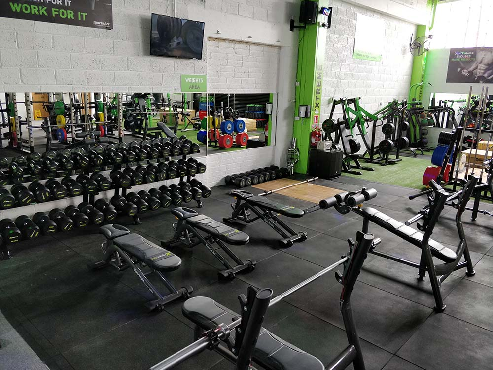 strength gym thurles