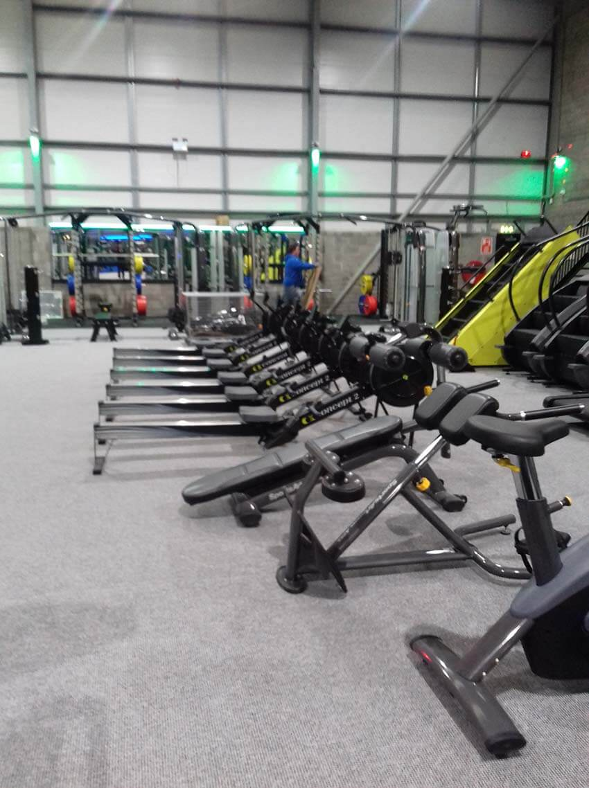 clonmel gym rowing machines