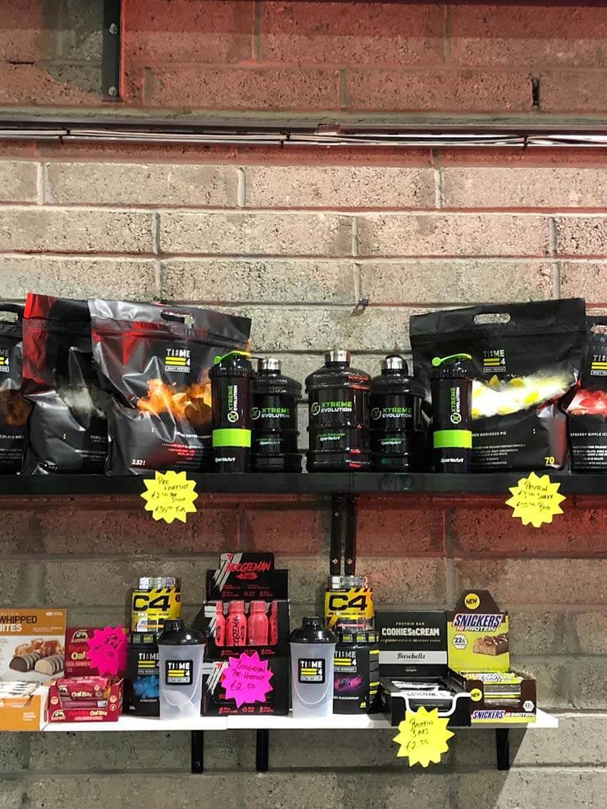 clonmel sports nutrition shop