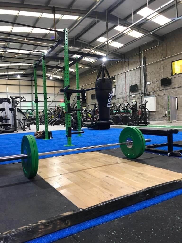 olympic platform